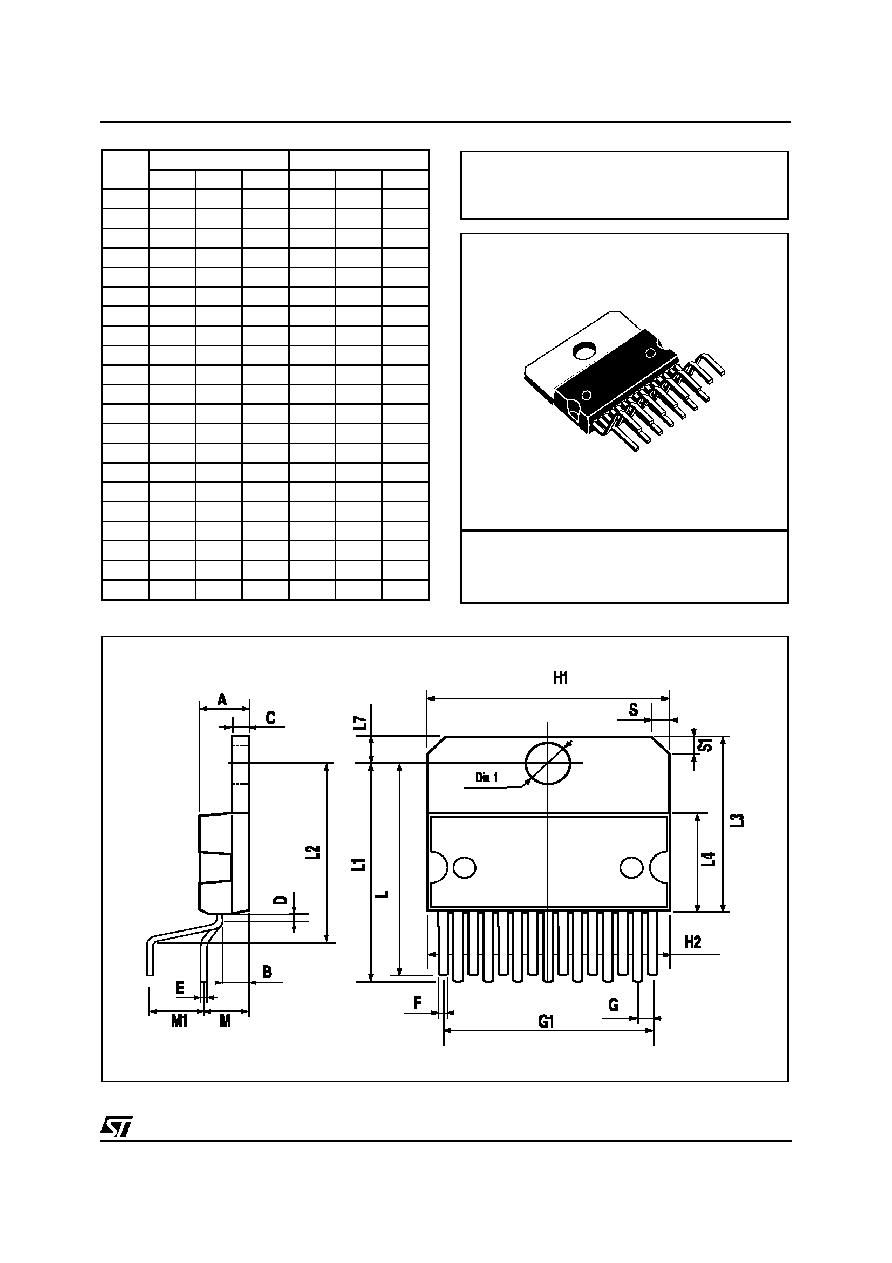 tda7294 datasheet - Исскуство схемотехники.